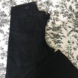 NYDJ Black Jeans 16W